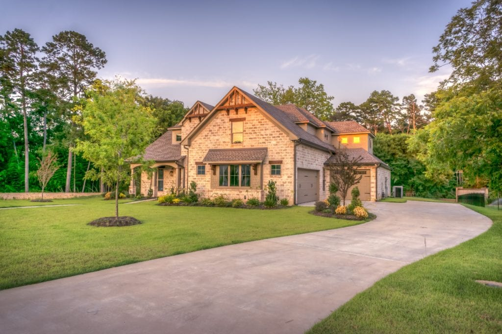 A house you can purchase with the help of first-time homebuyer programs in Texas.