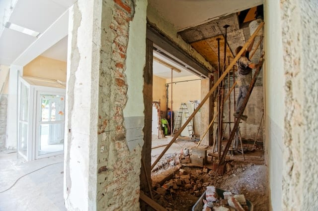 renovating an apartment after buying a fixer-upper in New York City