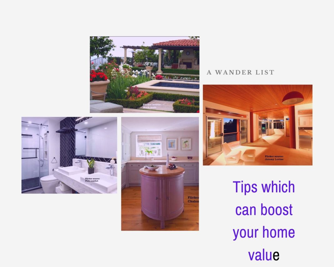 Boost the Value of your House
